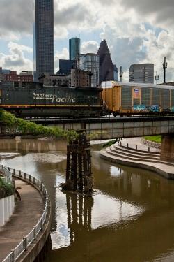 Buffalo Bayou, Houston: 2013