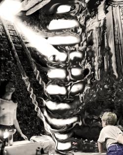 Untitled Digital Composite: 1998